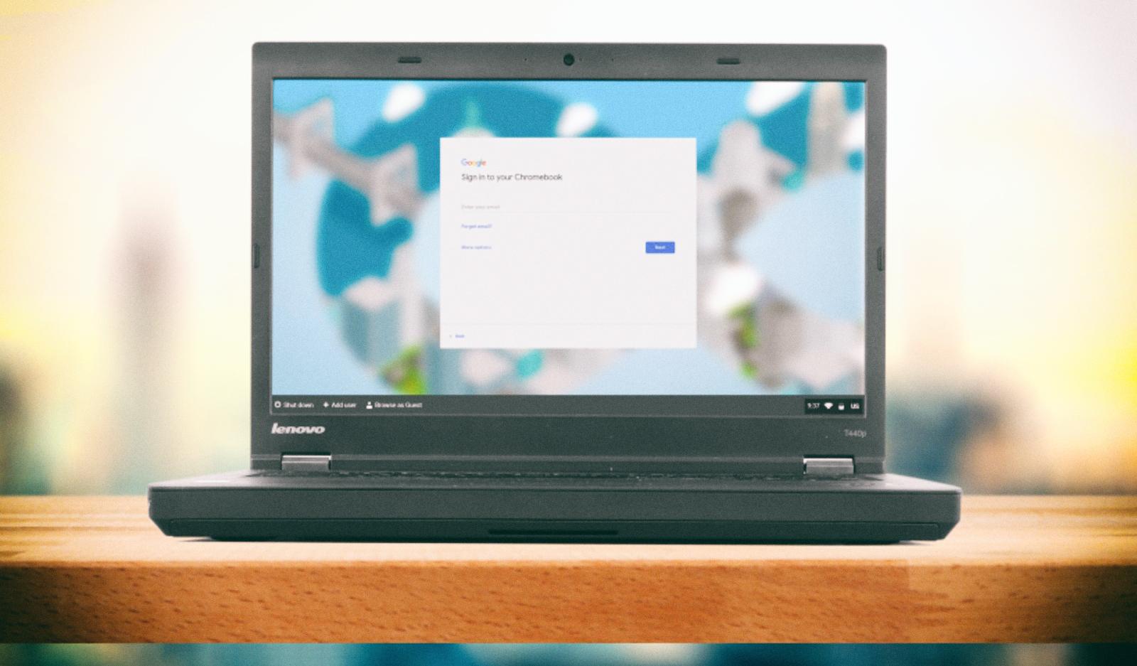 Google будет официально поддерживать Chrome OS на старых компьютерах