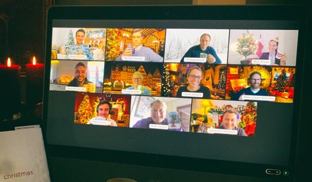 Виртуальная вечеринка: 7 советов для компаний, как встретить Новый год