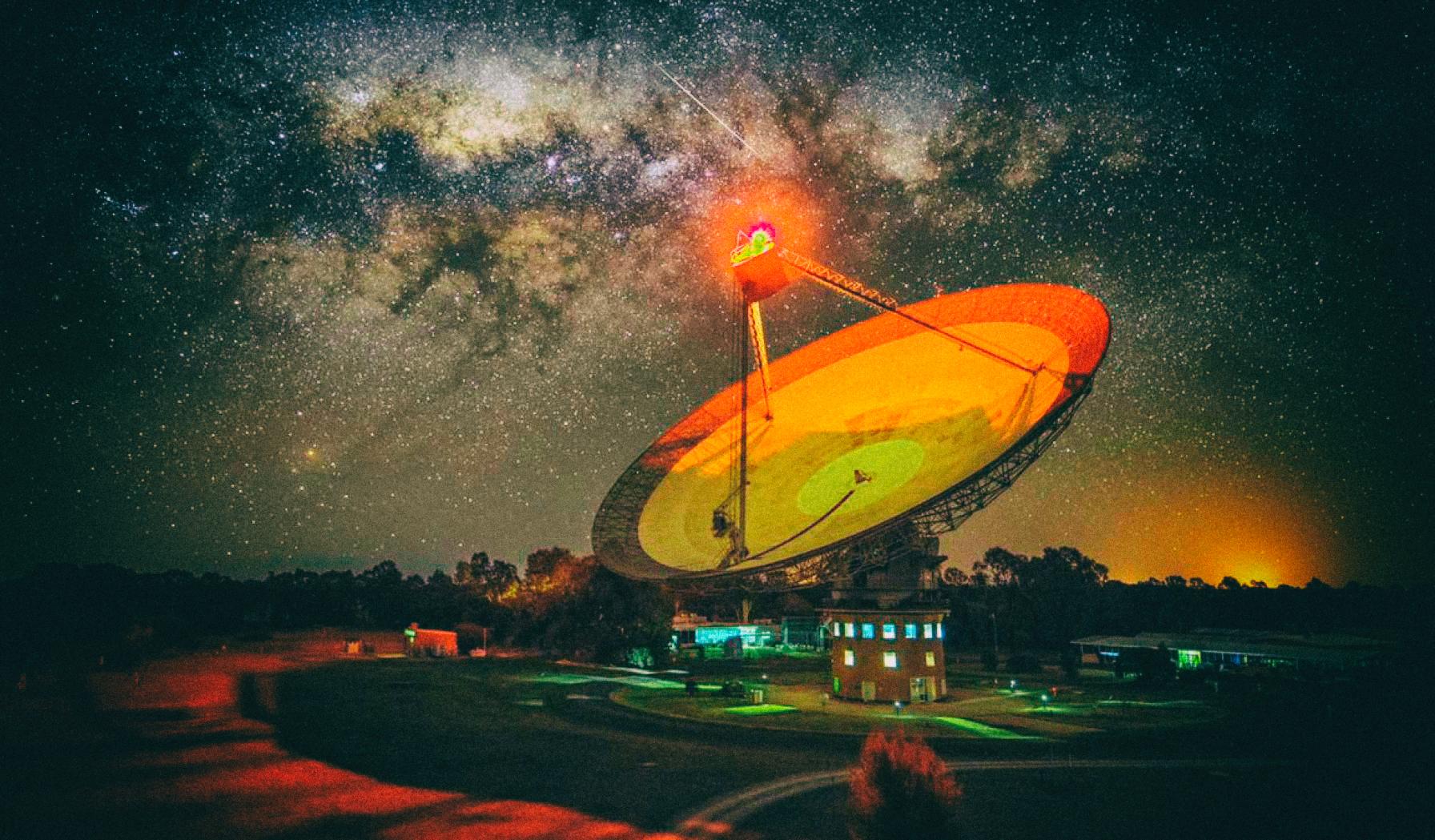 """""""Странный сигнал"""" от ближайшей к Солнцу звезды может иметь искусственное происхождение"""