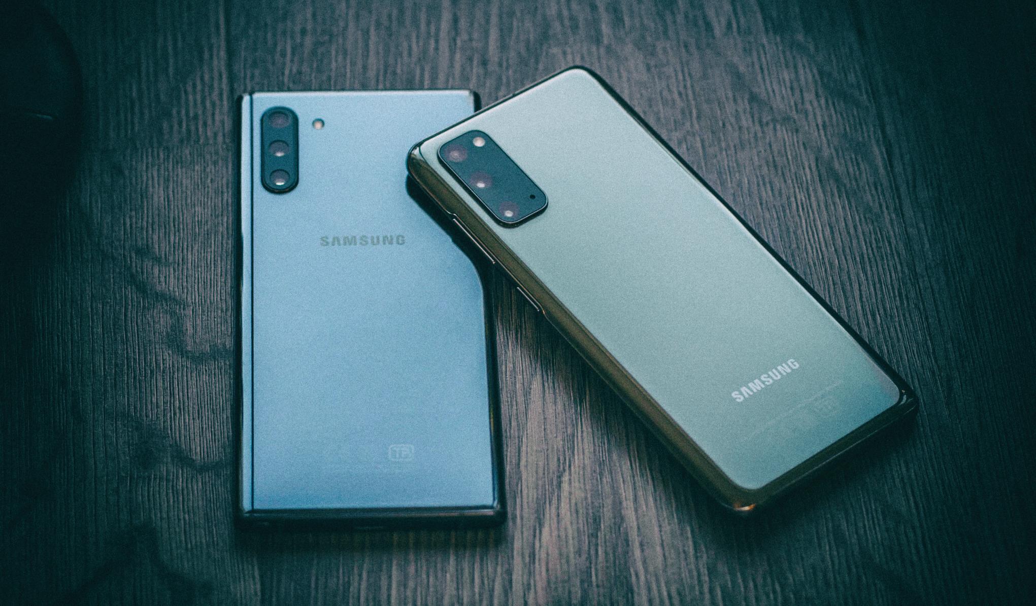 Если смартфоны, то только Самсунг