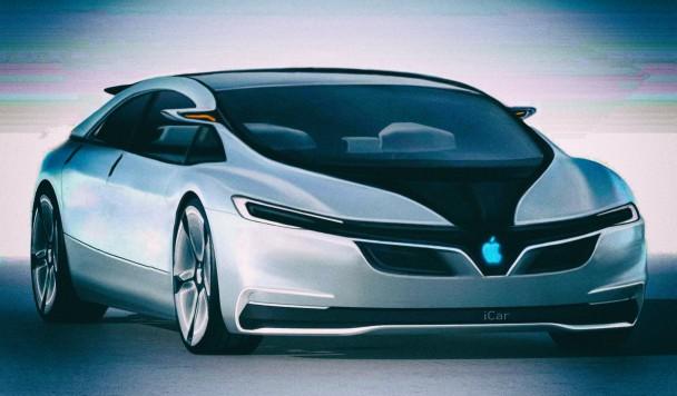 В 2024 году Apple начнет производство беспилотных автомобилей