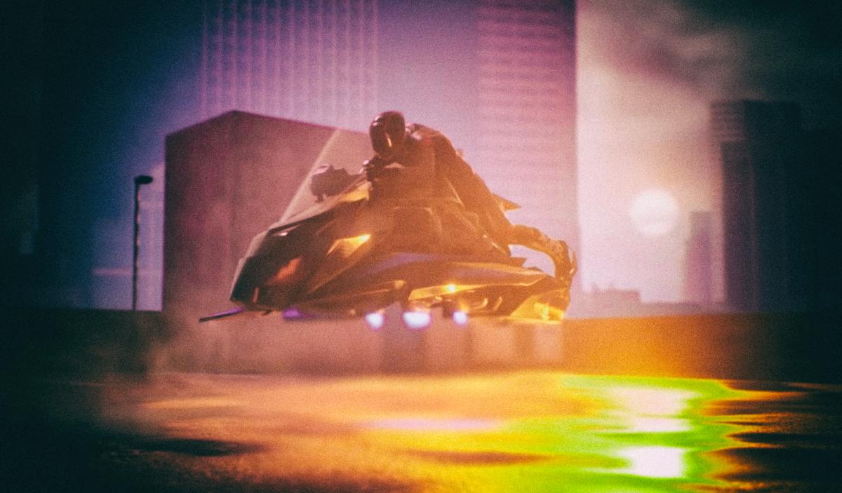 Инвестор Tesla вкладывает деньги в летающие мотоциклы и реактивные ранцы