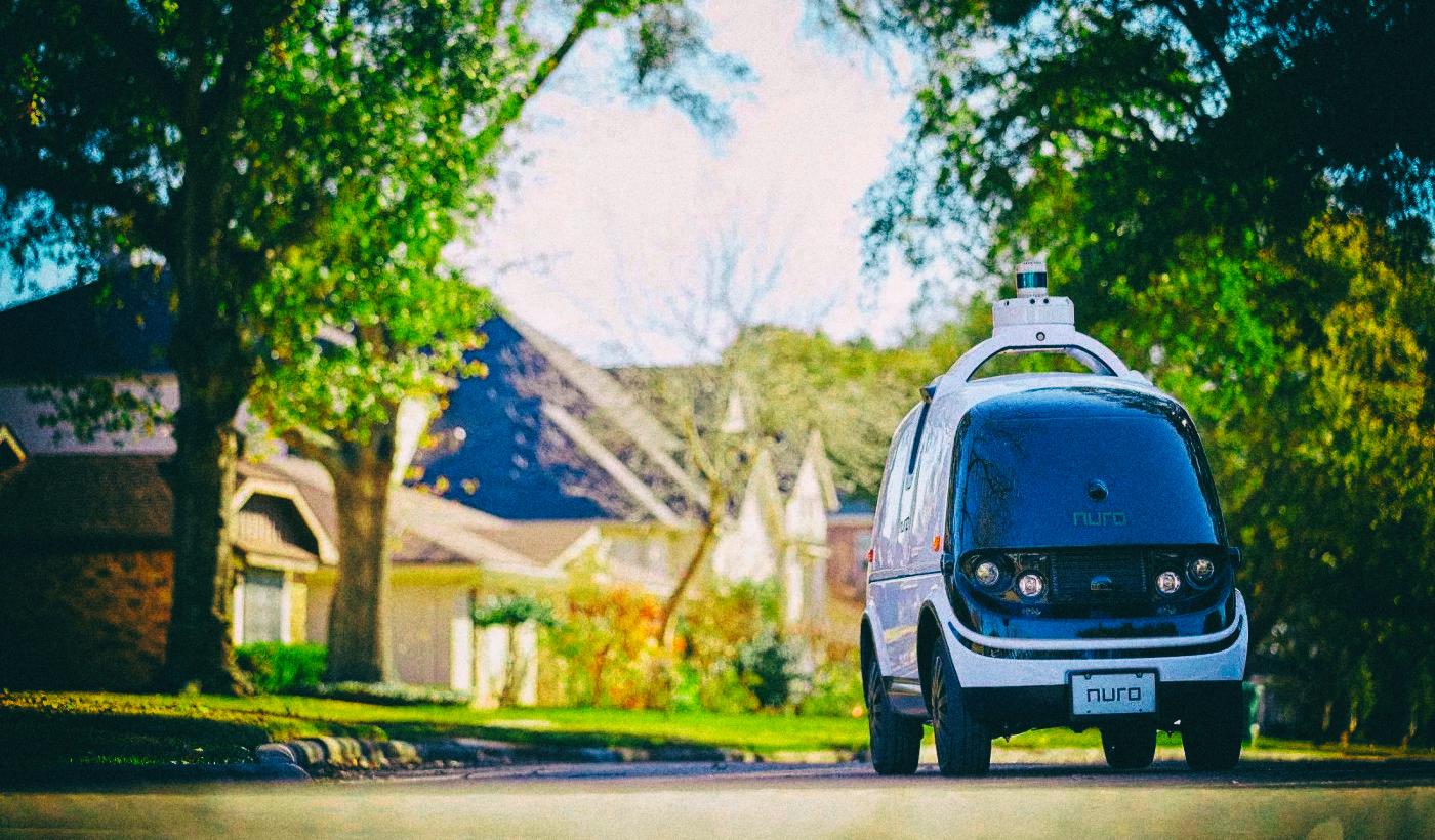 В Калифорнии заработала служба роботизированной доставки
