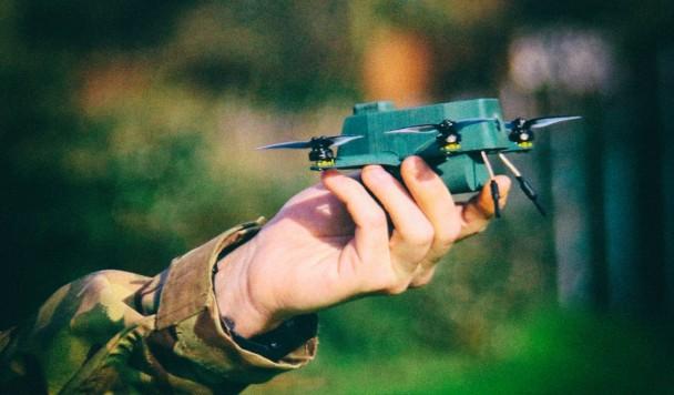 Британские военные испытывают маленький сверхнадежный дрон