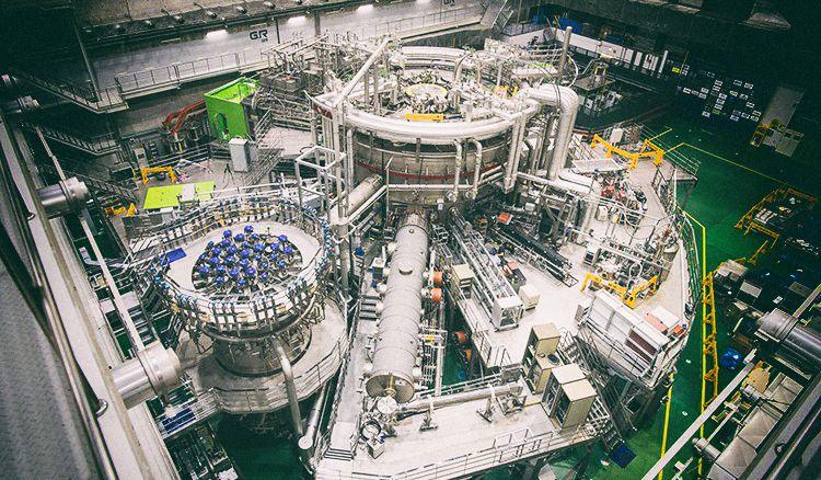Поставлен новый рекорд в термоядерной энергетике