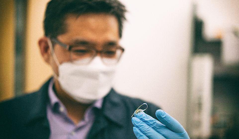 Разработан имплант для отключения чувства голода