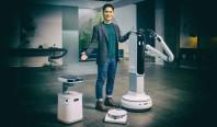 Samsung представил трио потрясающих бытовых роботов