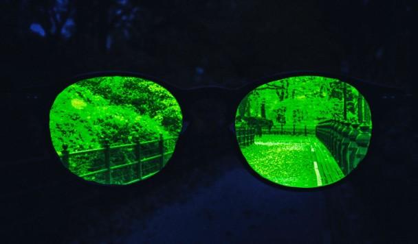 Создается прибор ночного видения в виде обычных очков