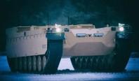 В Эстонии стартовали испытания умного беспилотного танка