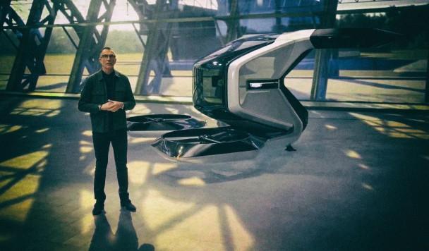 Cadillac представил концепт оригинального летающего авто