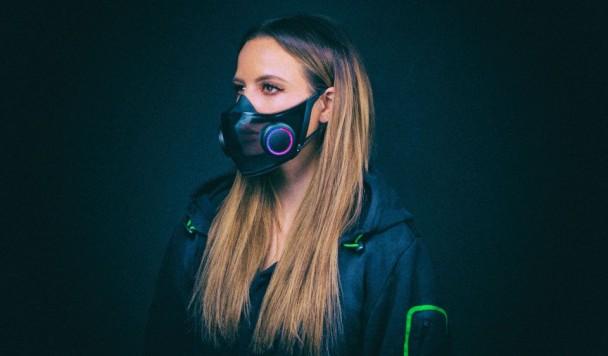 Представлена самая высокотехнологичная медицинская маска