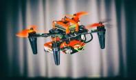 Новый алгоритм позволяет квадрокоптеру выжить при поломке одного двигателя