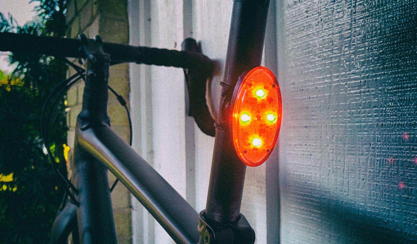 Представлен умный стоп-сигнал для велосипедов