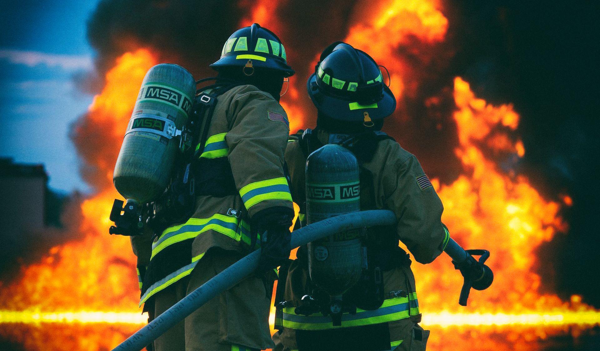 Новая система навигации может спасать жизни пожарным