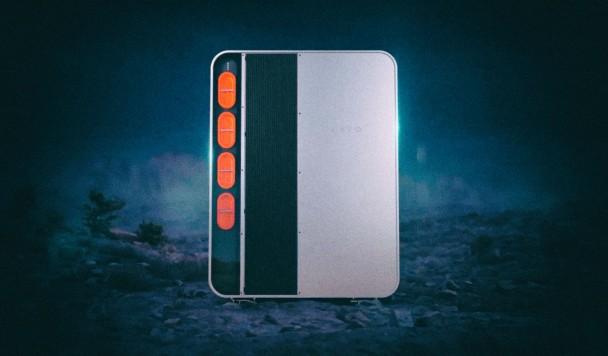 Представлена первая водородная батарея для дома
