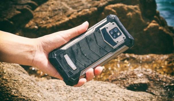 Новый бронированный телефон Doogee получил больше памяти и улучшенную камеру