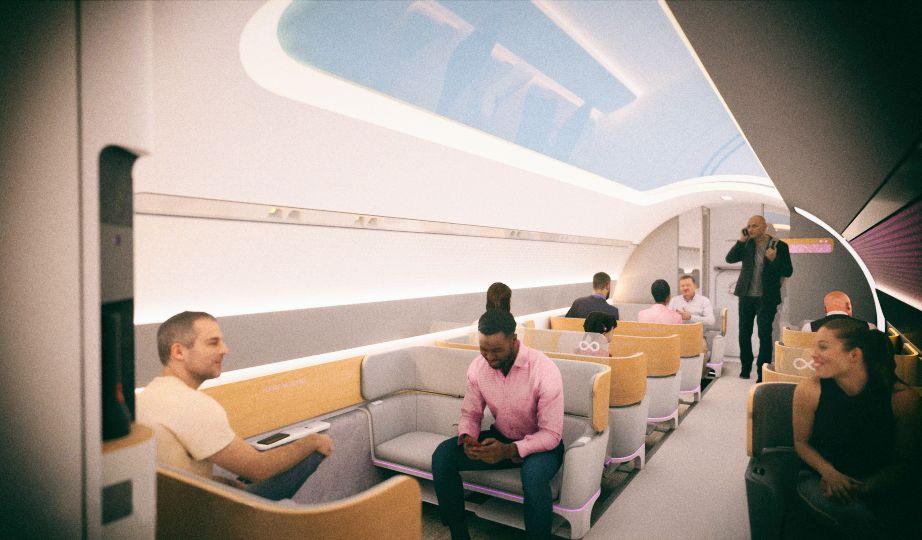 Создатели Hyperloop показали, как именно будет работать транспорт будущего