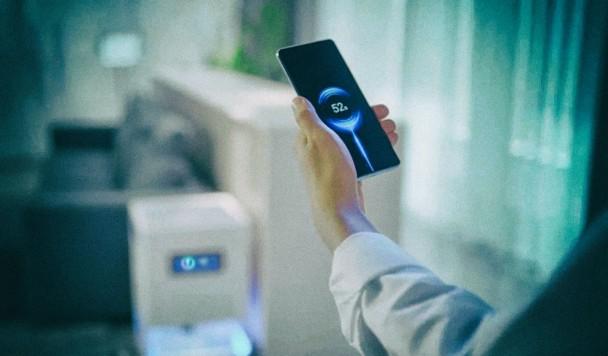 Беспроводная станция Xiaomi сможет заряжать смартфон на другом конце комнаты