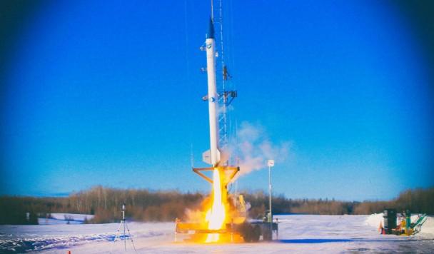 Прошли испытания ракеты на фермерском биотопливе