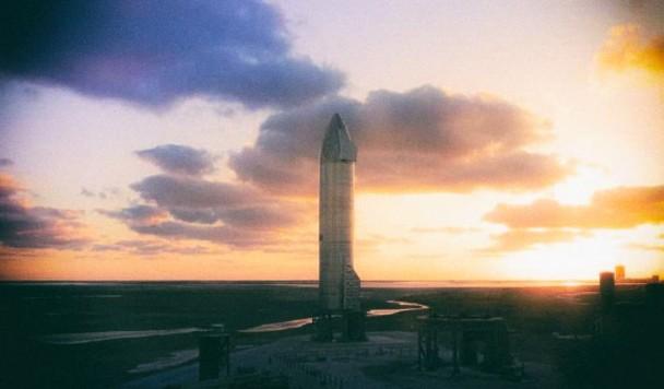 Илон Маск разбил второй прототип корабля Starship