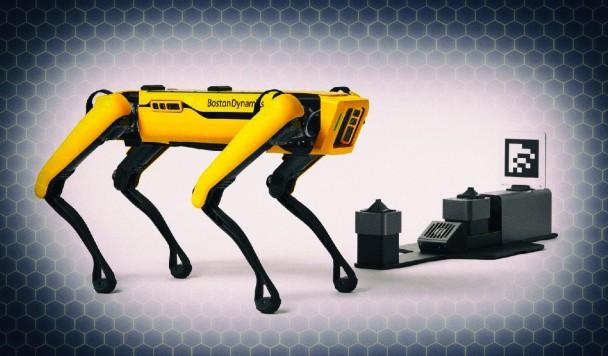 Boston Dynamics научила робопса Spot самостоятельно заряжаться