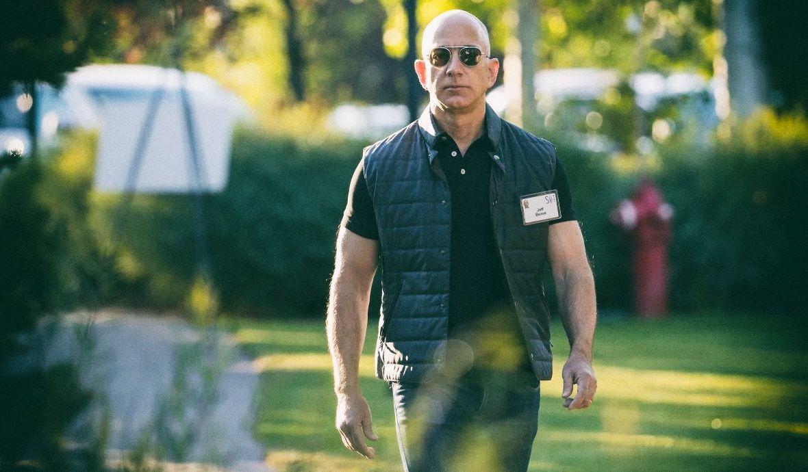 Джефф Безос уходит с поста гендиректора Amazon