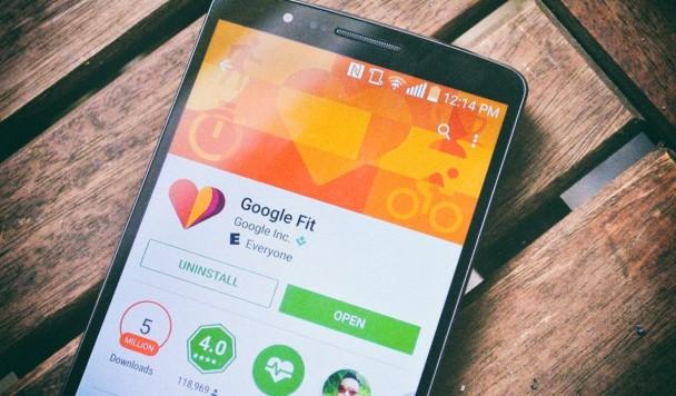 Приложение Google Fit сможет отслеживать дыхание и сердцебиение пользователя