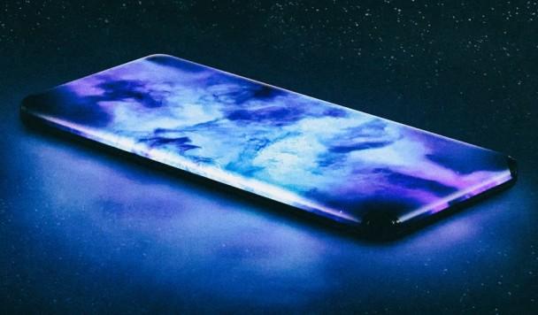 Xiaomi представила концепт смартфона с дисплеем на всех гранях