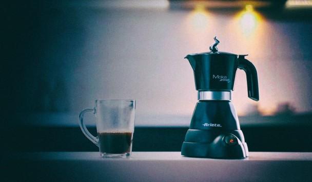 В Stylus рассказали об электрических гейзерных кофеварках