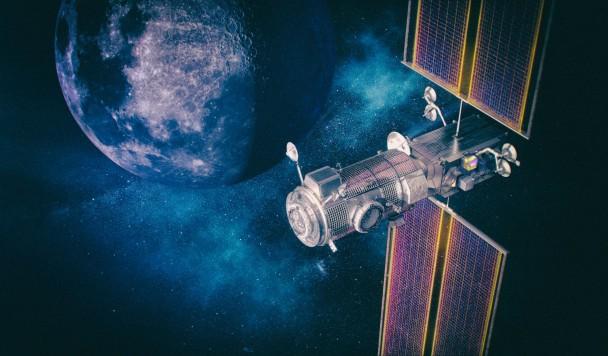 SpaceX доставит на орбиту Луны первые модули станции Gateway