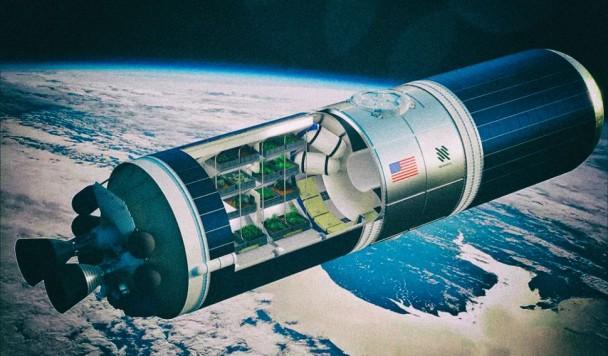 Как теплицы в космосе могут решить продовольственный кризис на Земле