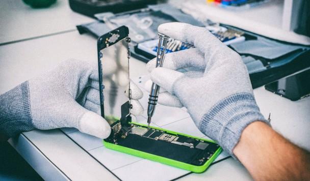 Качественный ремонт iРhone
