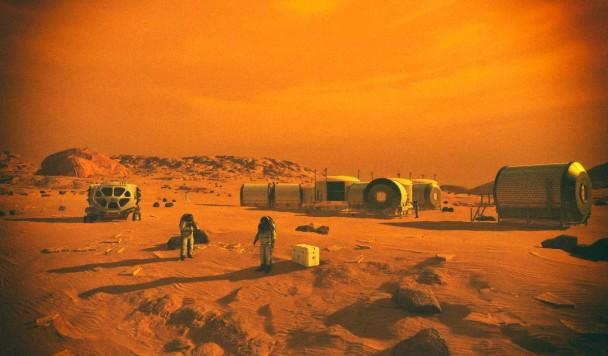 Особо живучие водоросли помогут прокормить астронавтов на Марсе