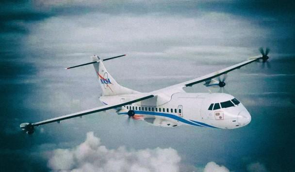 NASA примет участие в разработке электрических самолетов