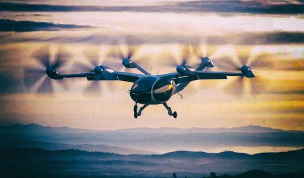 Новое видео показывает, насколько тихим может быть летающий автомобиль