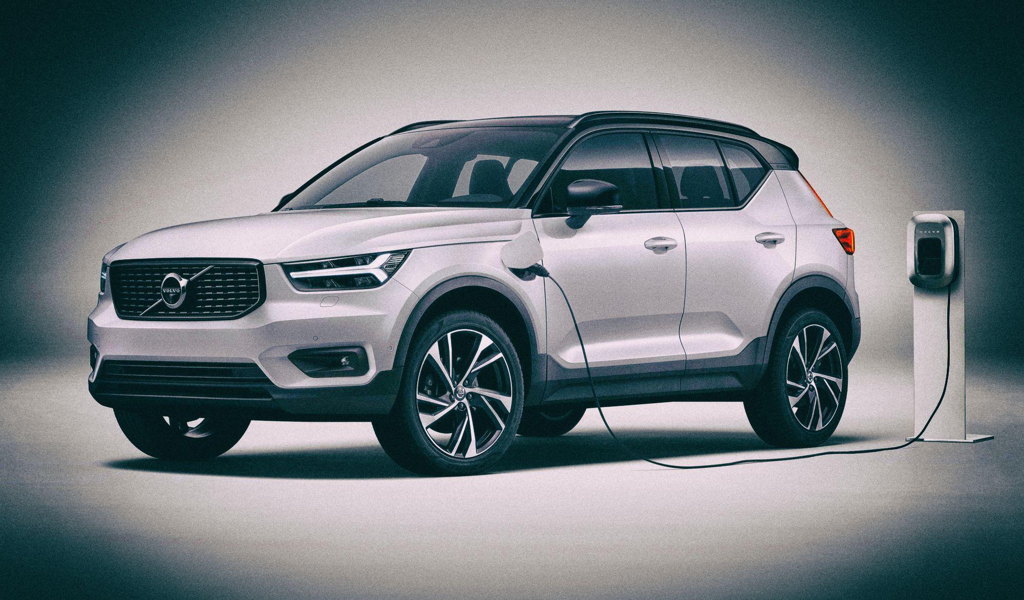 С 2030 года Volvo будет выпускать только электромобили