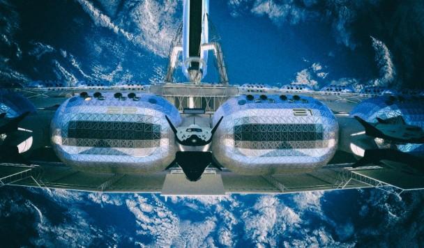 В 2026 году на орбите будет построена первая вращающаяся станция