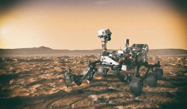 Ровер Perseverance официально приступил к поиску жизни на Марсе