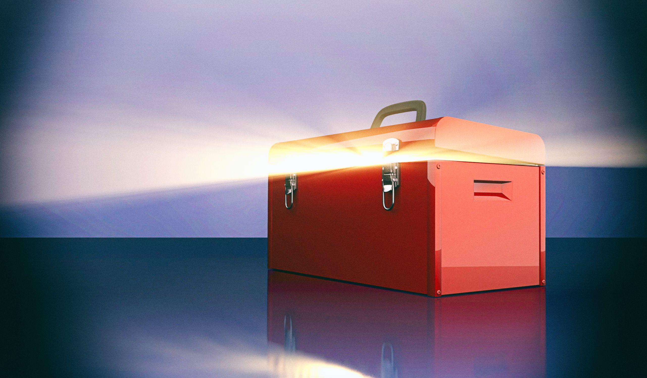 Какой выбрать ящик для инструментов?