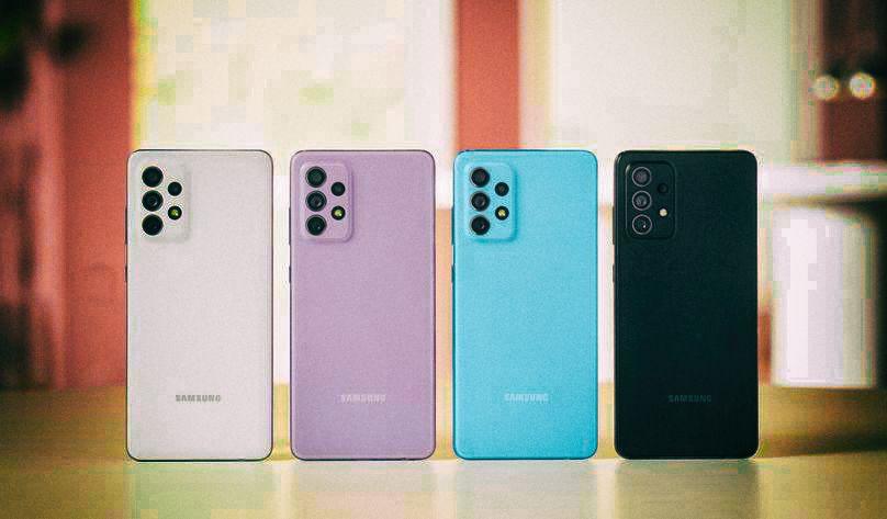 Встречаем новые смартфоны популярной серии Samsung Galaxy A