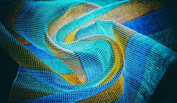 Новая умная ткань может превратить одежду в огромный дисплей