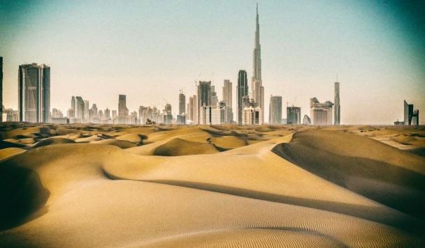 ОАЭ используют дроны для манипулирования погодой