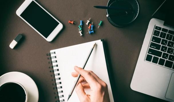 Исследование: Бумага и ручка лучше, чем дисплей и стилус