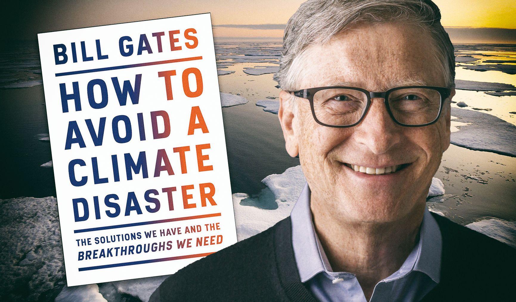 Билл Гейтс раскритиковал идею электрической авиации в новой книге
