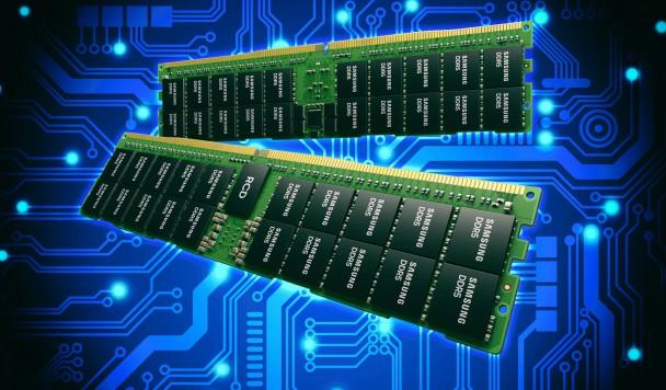 Samsung представил модуль оперативной памяти объемом 512 ГБ