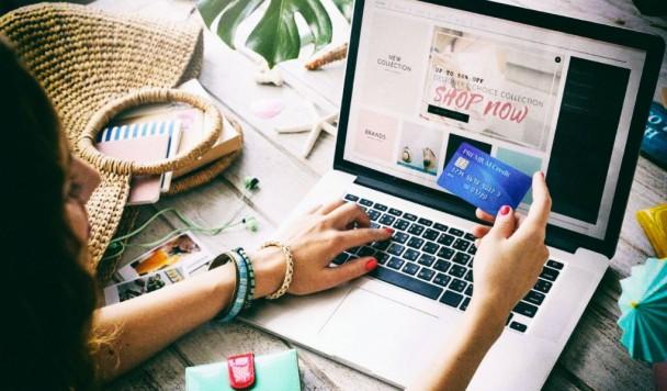 Каждый третий украинец тратит более 1000 грн. за раз во время онлайн шопинга