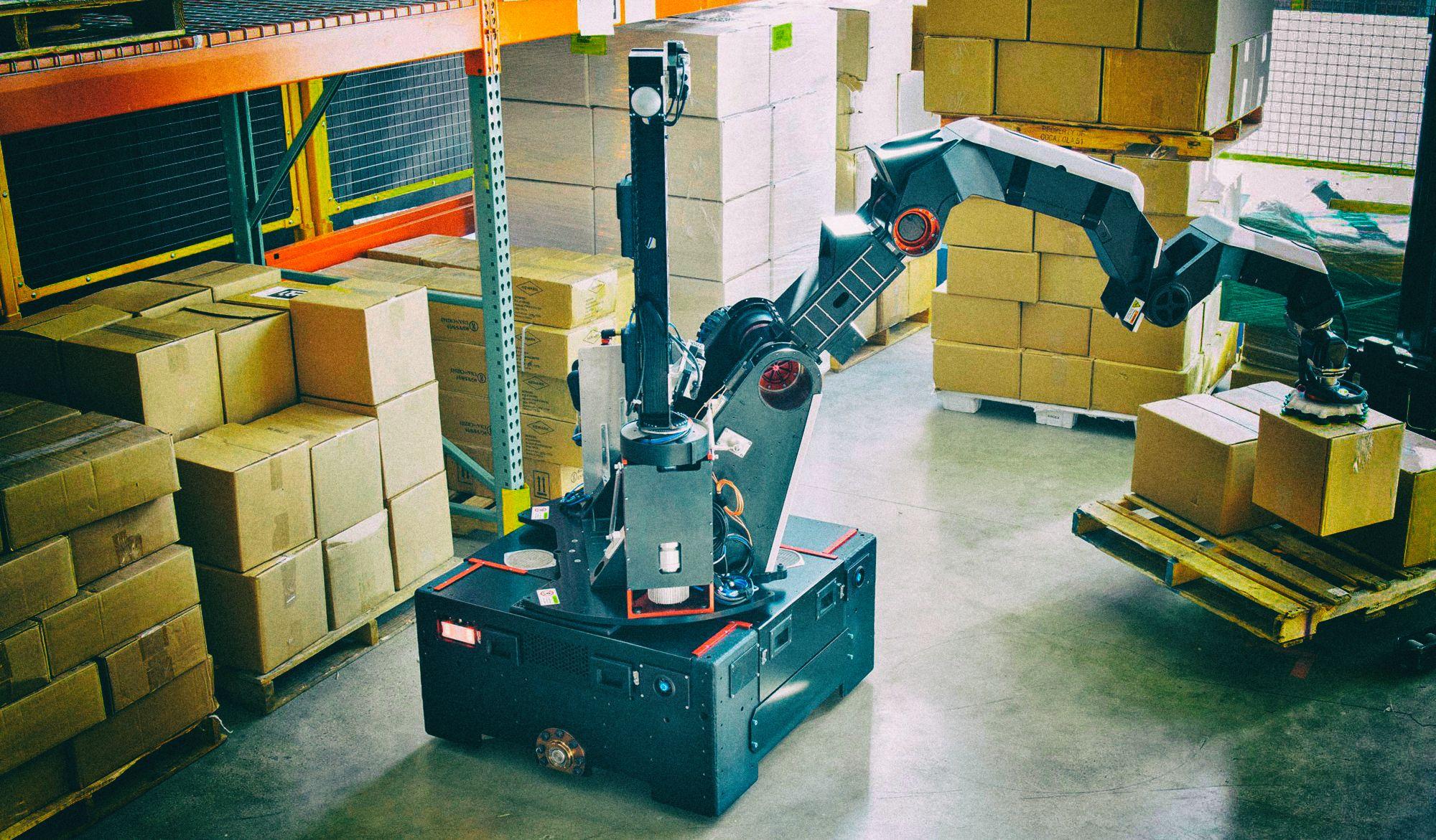 Новый робот Boston Dynamic призван заменить складских работников