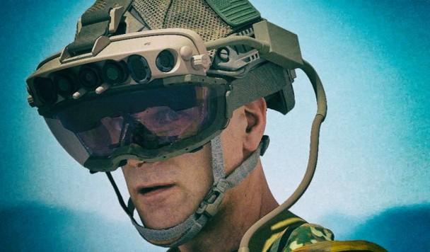 Microsoft создаст гарнитуры дополненной реальности для армии США на $22 млрд