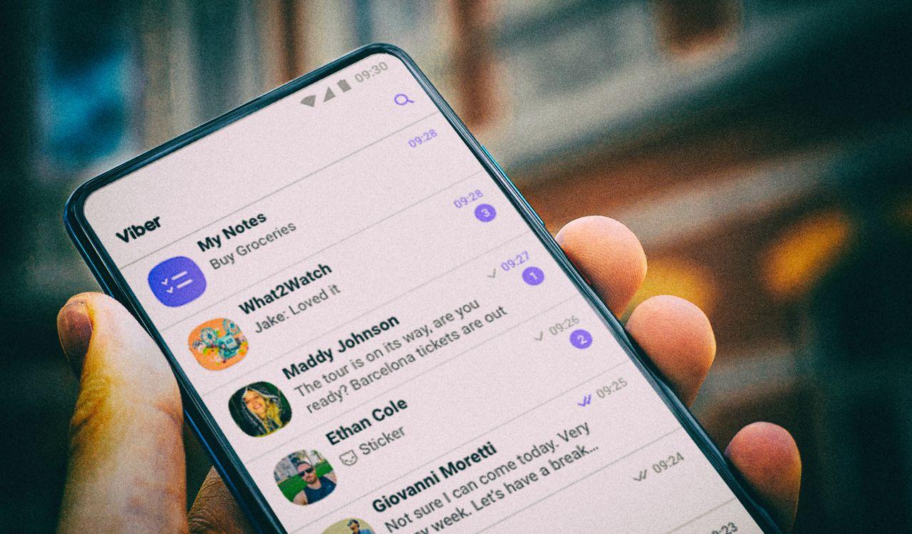 Viber запускает функцию защиты от звонков от неизвестных контактов