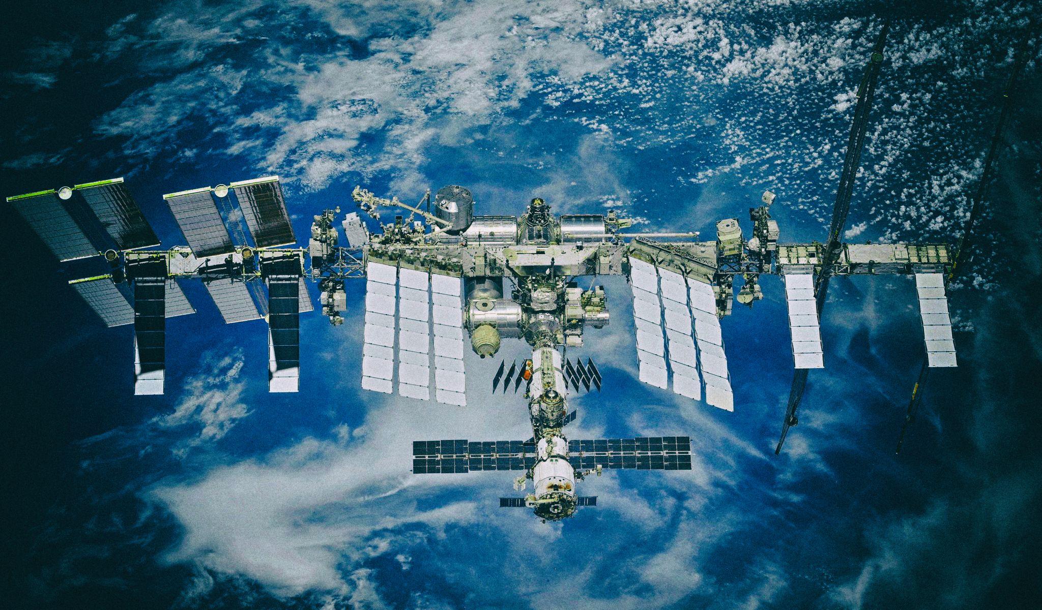 NASA хочет снимать реалити-шоу на космической станции